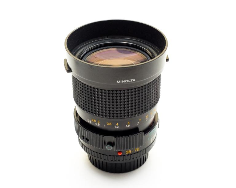 Minolta MD 35-70mm f/3.5