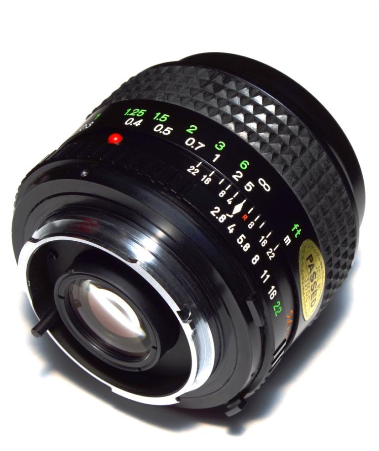 Minolta W. Rokkor-X 24mm f/2.8